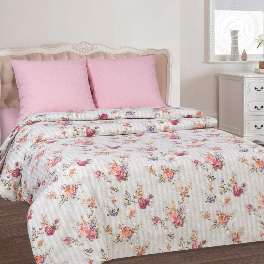 «Вдохновение» (DE LUXE) постельное белье Поплин 1.5 спальный