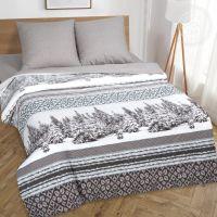 «Аляска» (DE LUXE) постельное белье Поплин 2-х спальный