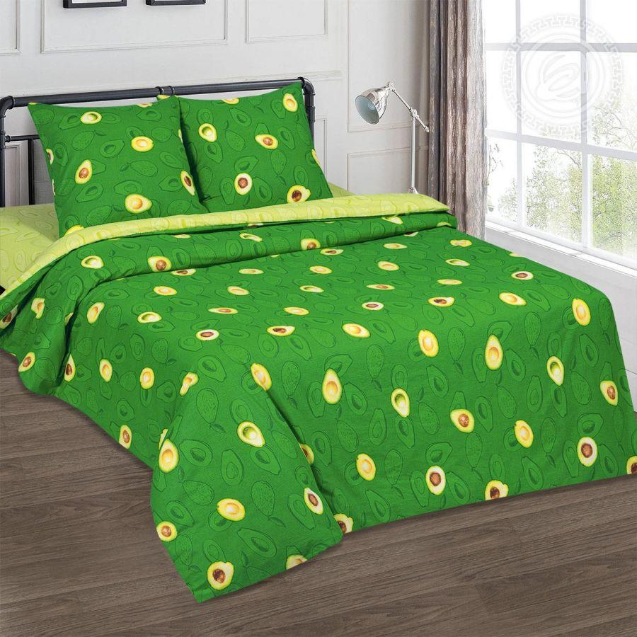 «Амиго» (DE LUXE) постельное белье Поплин 2-х спальный с евро