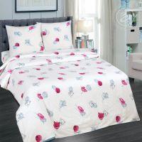 «Отражение» (DE LUXE) постельное белье Поплин 1.5 спальный