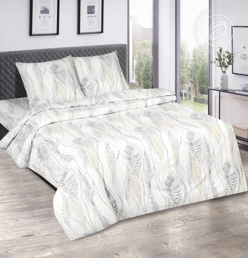 «Элизабет» (DE LUXE) постельное белье Поплин 1.5 спальный