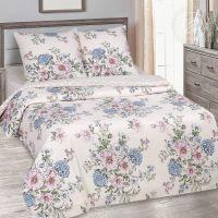 «Саломея» (DE LUXE с простынью на резинке) постельное белье Поплин 2-х спальный