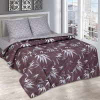 «Бамбук» (Зима - лето) постельное белье Поплин 2-х спальный с евро