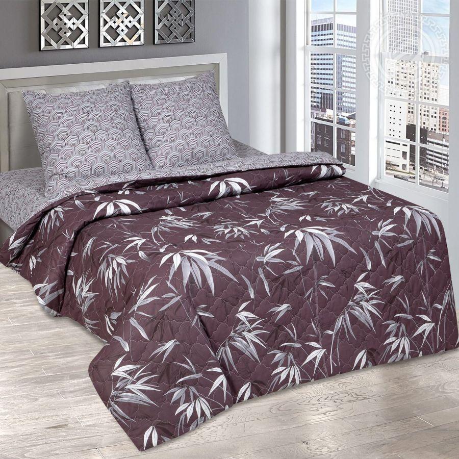 «Бамбук» (Зима - лето) постельное белье Поплин Евро
