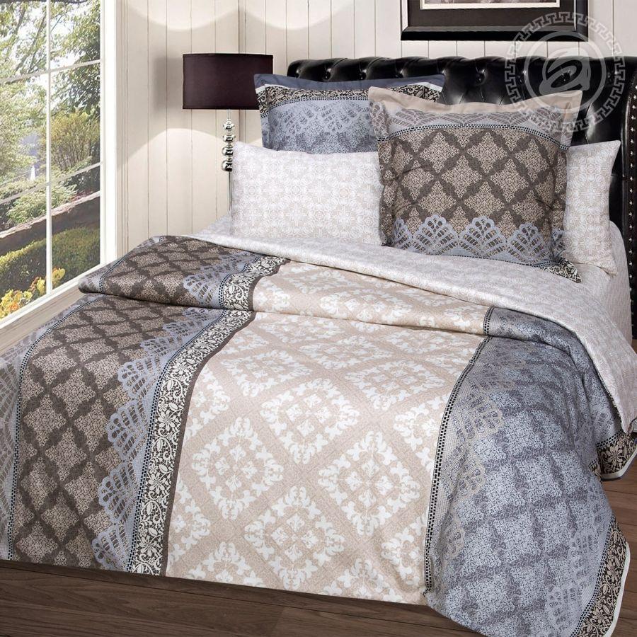 «Бурбон» постельное белье Сатин 1.5 спальный