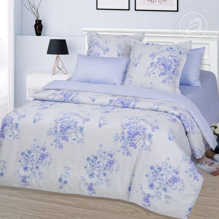 «Герцогиня» постельное белье Сатин Евро