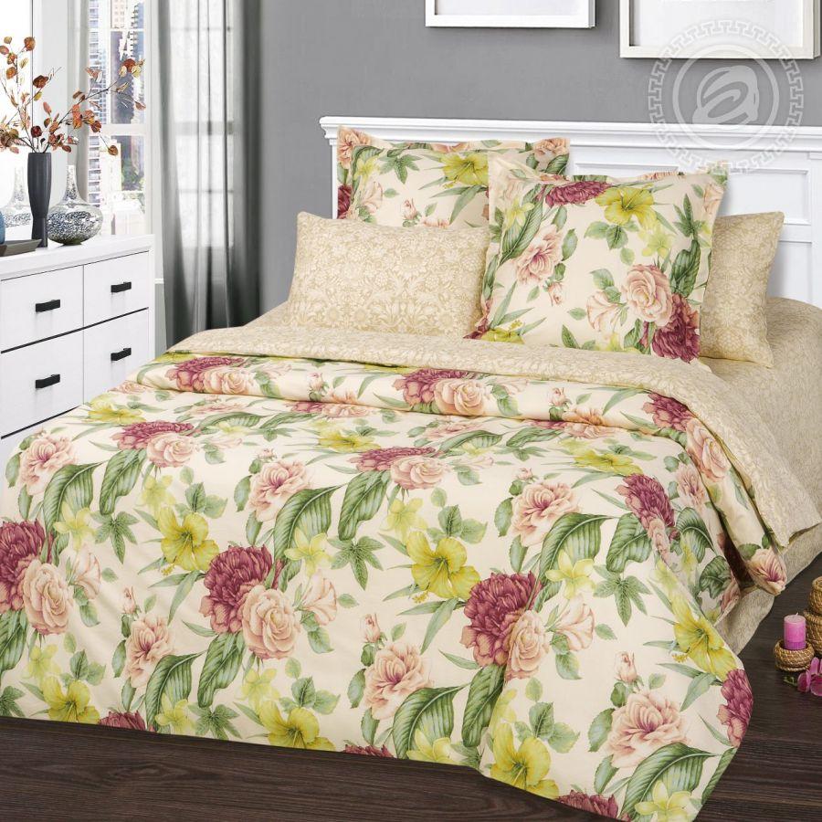 «Жозефина» постельное белье Сатин 1.5 спальный