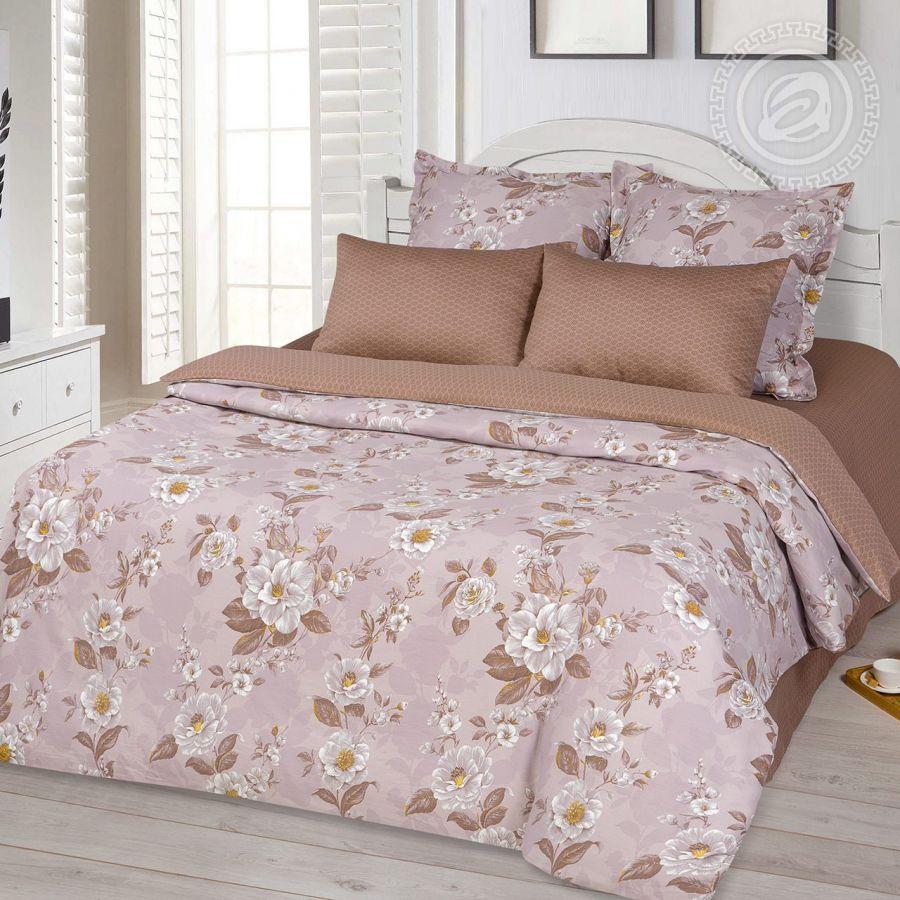 «Корнелия» постельное белье Сатин 2-х спальный с евро