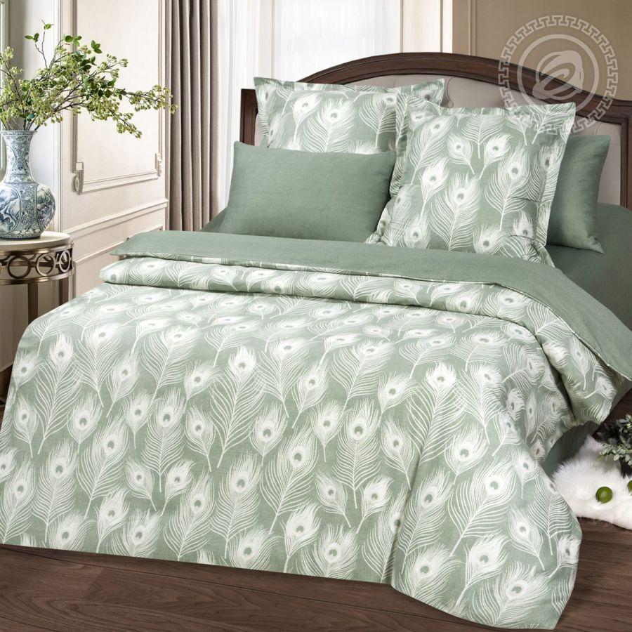«Орфей» постельное белье Сатин 2-х спальный с евро