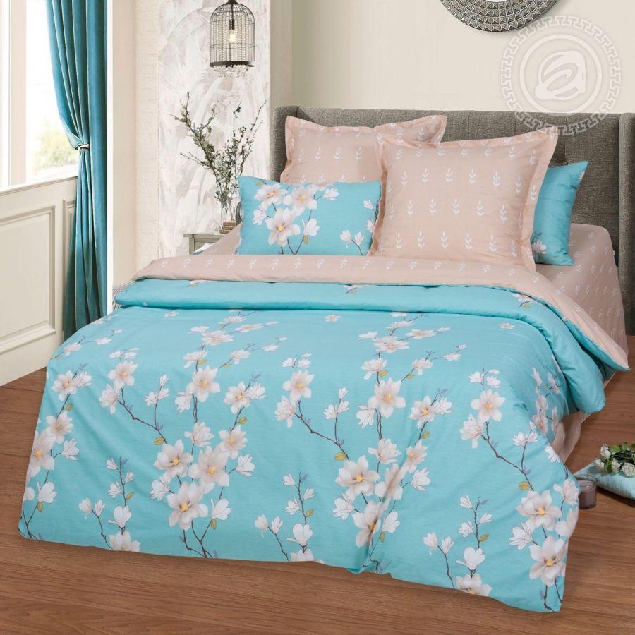 «Саманта» (Premium) постельное белье Сатин Семейный