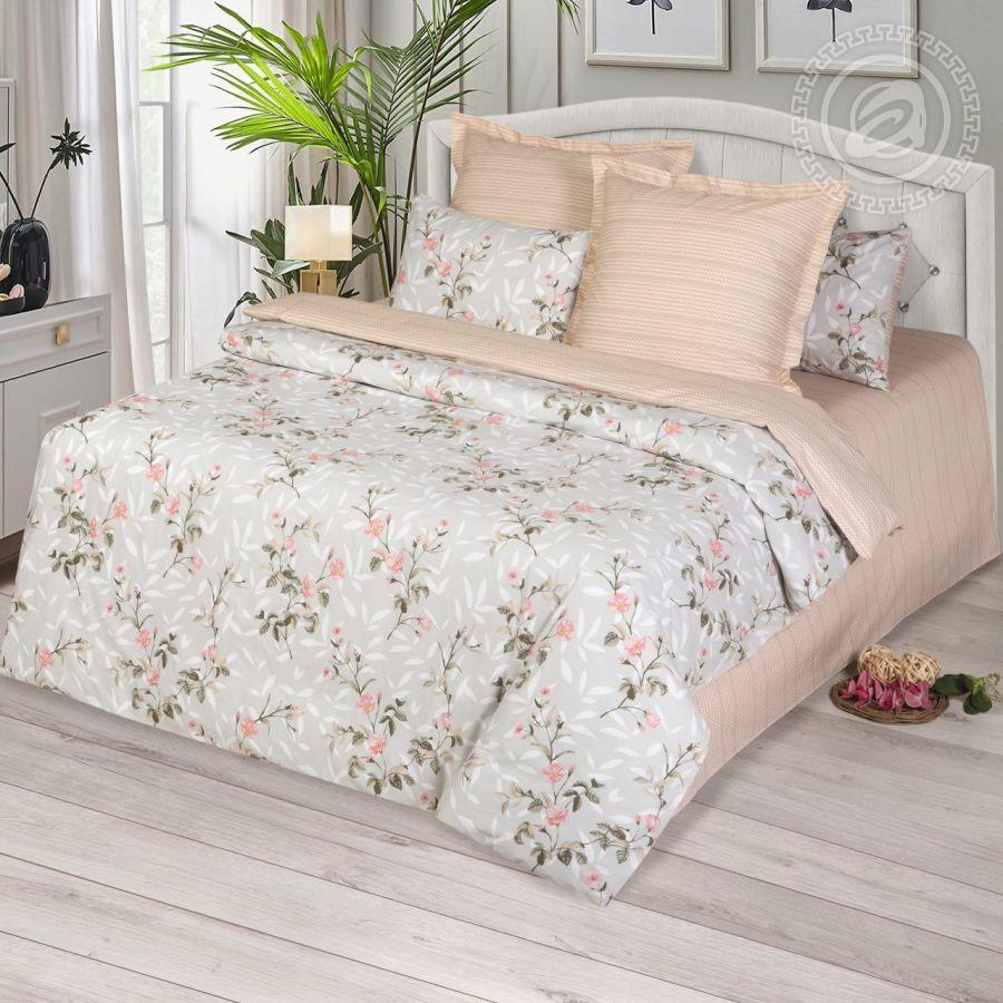 «Альбина» (Premium) постельное белье Сатин 1.5 спальный