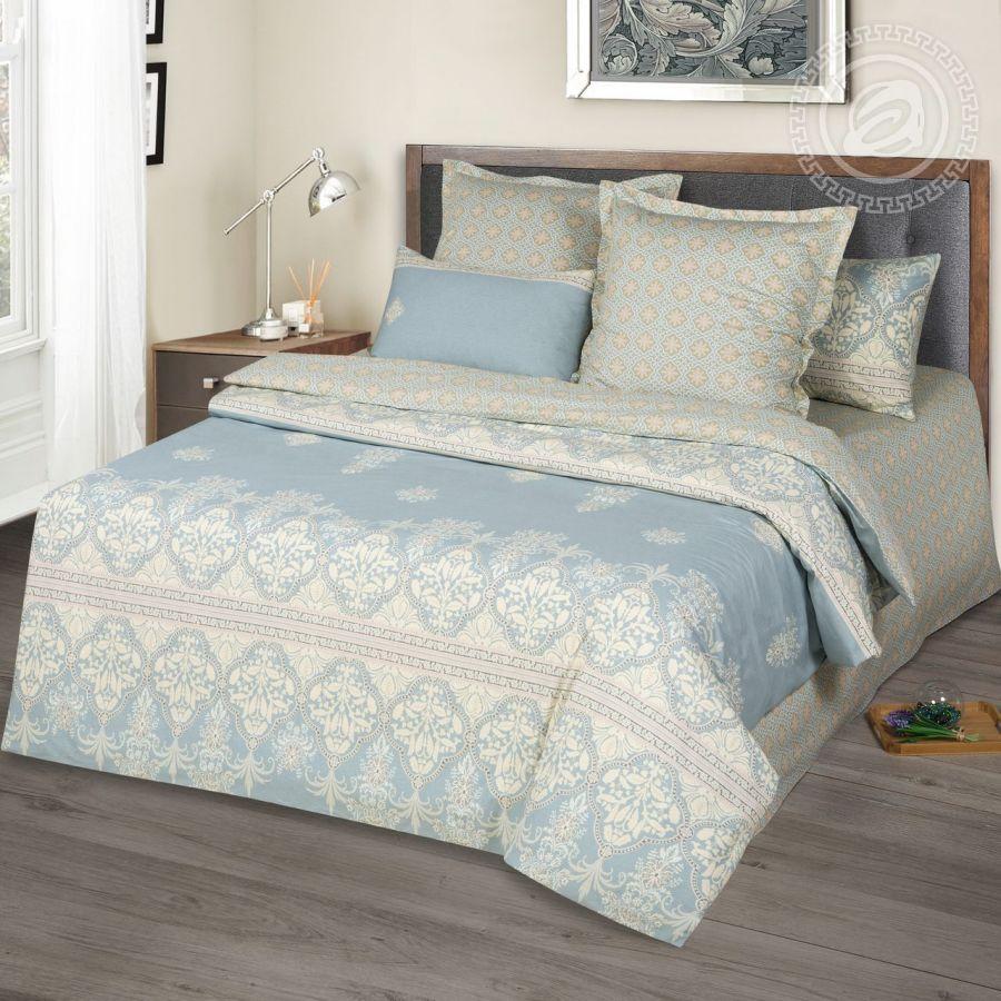 «Джованна» (Premium) постельное белье Сатин 2-х спальный с евро