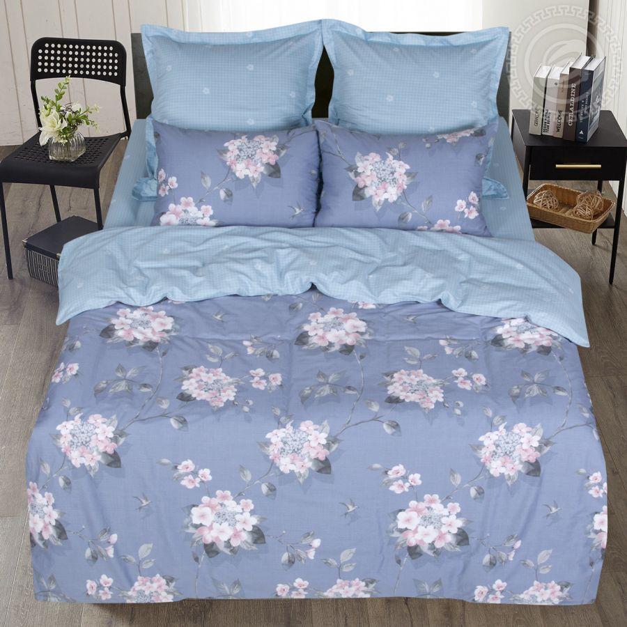 «Джульетта» (Premium) постельное белье Сатин 2-х спальный с евро