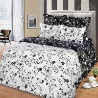 «Жемчуг» (Premium) постельное белье Сатин 2-х спальный с евро