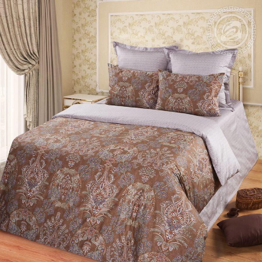 «Кристалл» (Premium) постельное белье Сатин Семейный