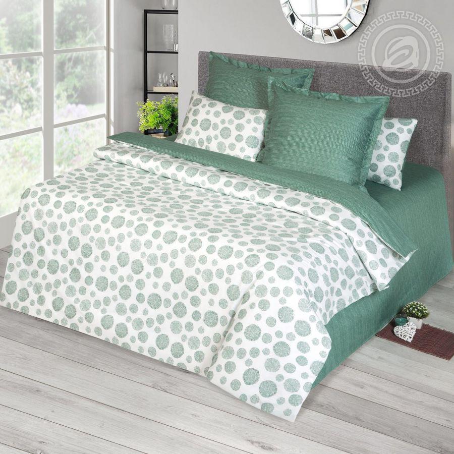 «Луго» (Premium) постельное белье Сатин 2-х спальный с евро