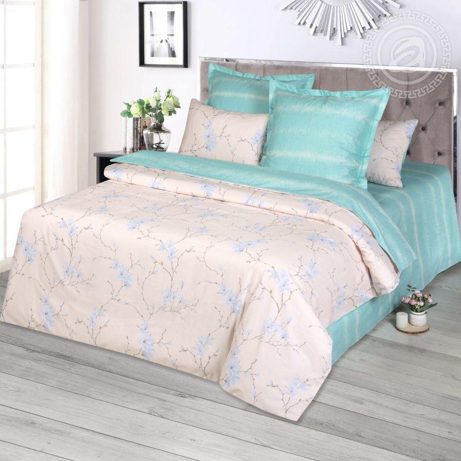 «Рейна» (Premium) постельное белье Сатин 1.5 спальный