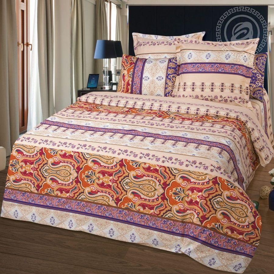 «Фианит» (Premium) постельное белье Сатин 1.5 спальный