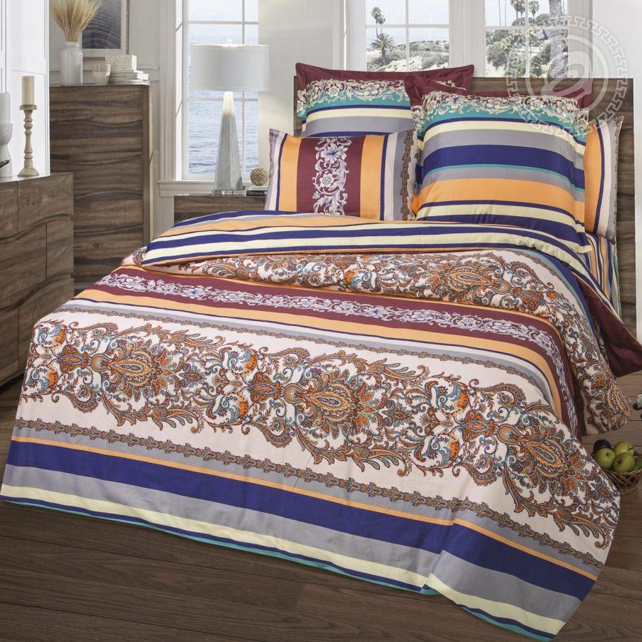 «Яхонт» (Premium) постельное белье Сатин 1.5 спальный