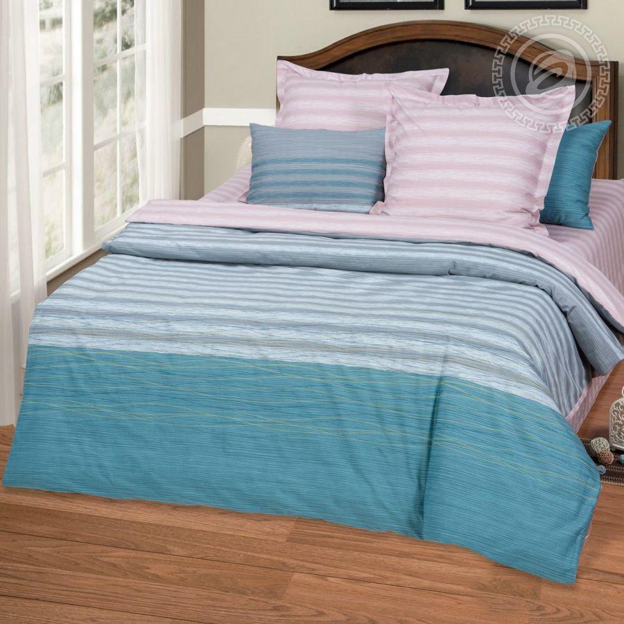«Брут» постельное белье Сатин 1.5 спальный