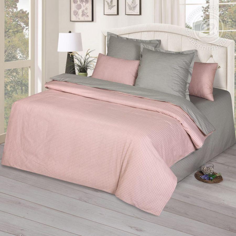 «Роуз» постельное белье Сатин Евро