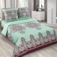«Турецкие мотивы» (DE LUXE) постельное белье Поплин