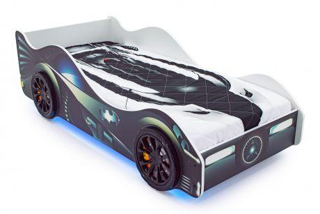 Кровать-машина «Бэтмобиль»