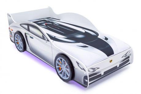 Кровать-машина «Порше» с подъемным механизмом