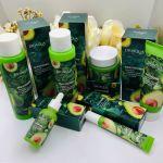 Подарочный набор с никотинамидом и экстрактом авокадо BIOAQUA Niacinome Avocado Six-Piece Set
