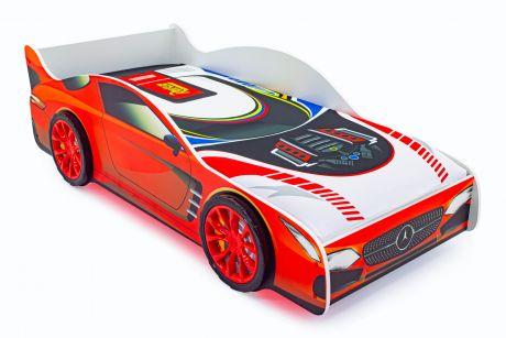 Кровать-машина «Мерседес» с подъемным механизмом