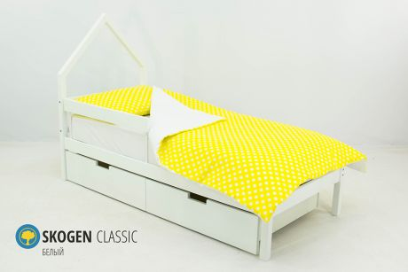 Кровать-домик мини Svogen