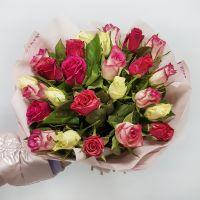 Розы микс 35см (Кения)