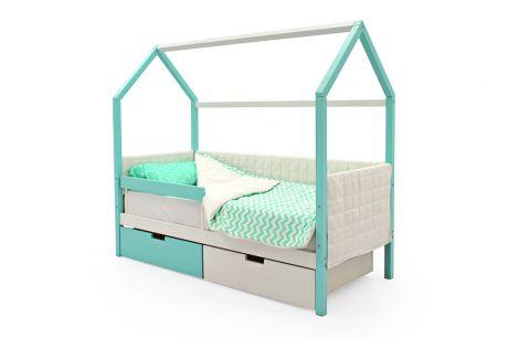 Кровать-домик мягкий Svogen