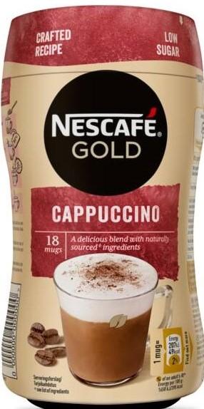 Кофе растворимый Nescafe Cappuccino 225г