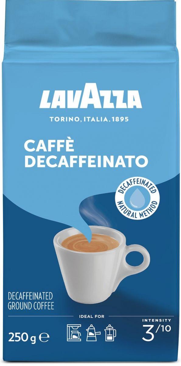 Кофе молотый Lavazza (без кофеина) 250г