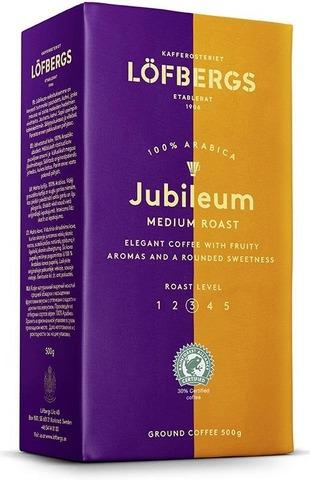 Кофе молотый Lofbergs Jubilee (3) 500г
