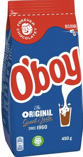 Какао Oboy Original 450г