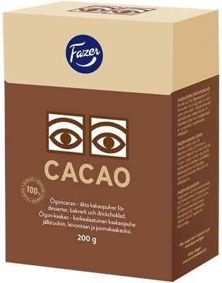 Какао-порошок Fazer 200г