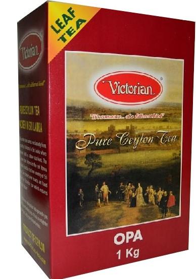 Чай Victorian черный крупнолистовой 1кг