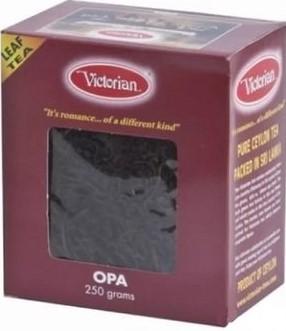 Чай Victorian черный крупнолистовой 250г