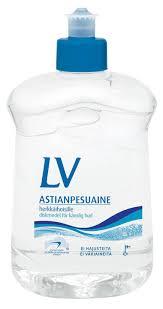 Средство для мытья посуды LV (антиаллергенное) 500мл