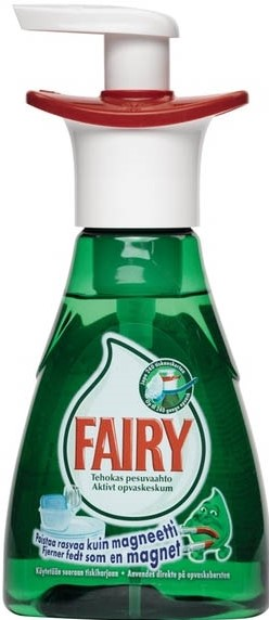 Пена для мытья посуды Fairy 375мл