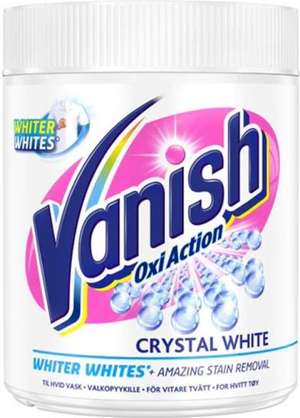 Пятновыводитель Vanish Oxi Action (белое белье) 550г