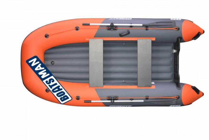 Лодка надувная Boatsman BT360A