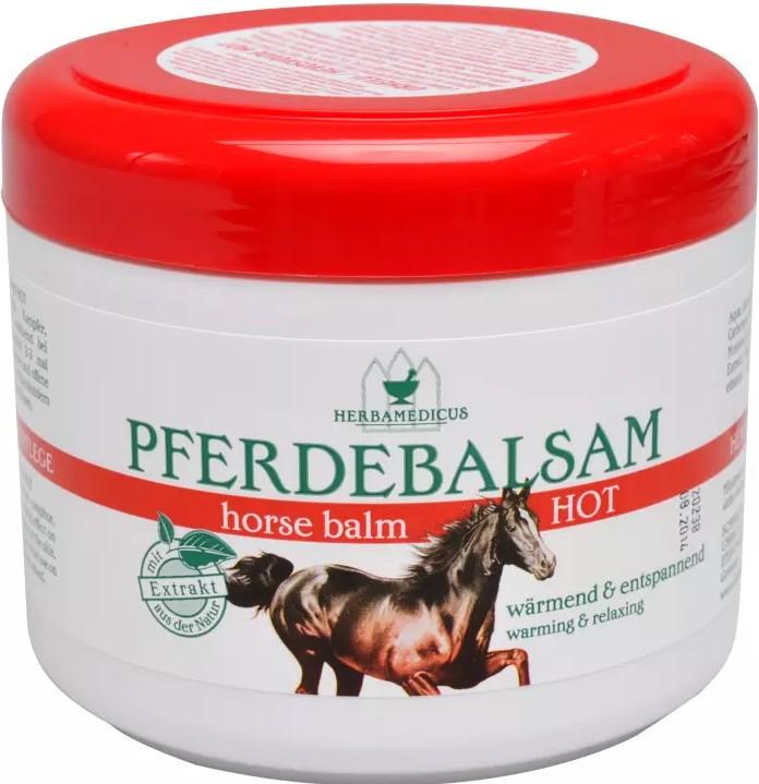 Бальзам Pferdebalsam (разогревающий) 500мл