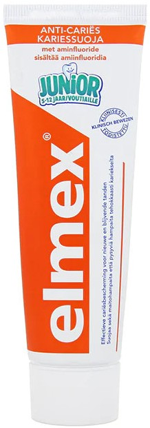 Зубная паста Elmex Юниор 5-12 лет 75мл