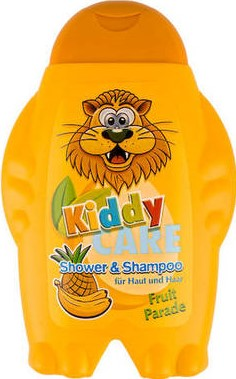 Шампунь Kiddy Care 2в1 (ананас, банан) 300мл