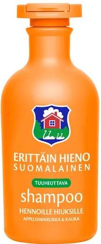 Шампунь Erittain Hieno Suomalainen (апельсин, овес) 300мл