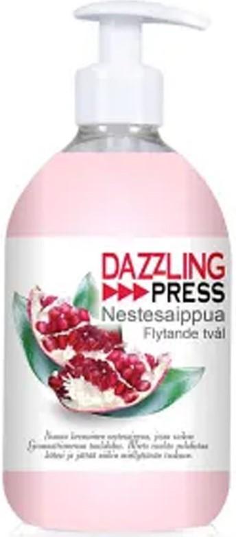 Жидкое мыло Dazzling Press (гранат) 500мл