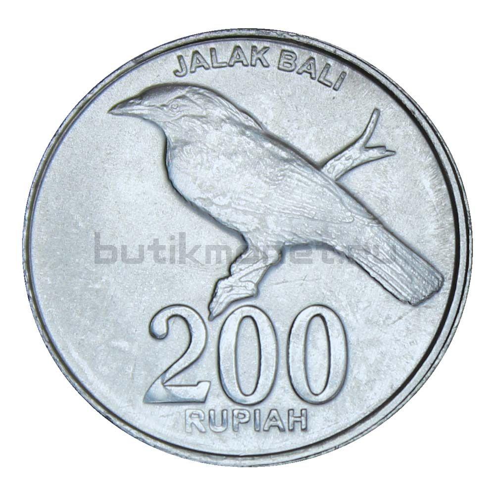 200 рупий 2003 Индонезия